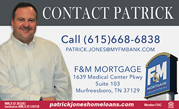 Contact Patrick Jones